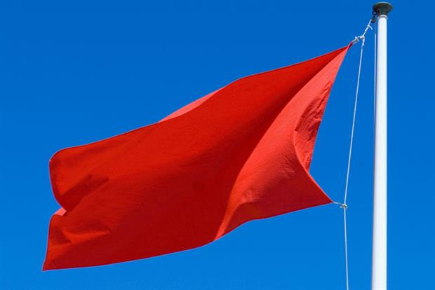 Red flag-1