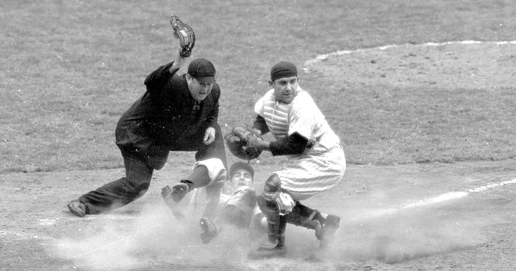 Yogi Berra - 1950